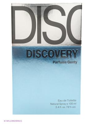DISCOVERY 100 ML SPRAY PARFUMS GENTY. Цвет: прозрачный