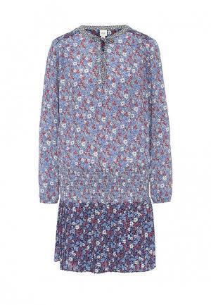 Платье Gap. Цвет: голубой