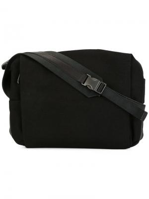 Поясная сумка на молнии Côte&Ciel. Цвет: чёрный