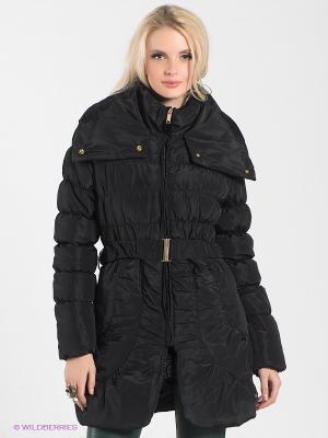 Пальто Lynne. Цвет: черный