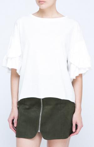 Блуза Белая Trends Brands