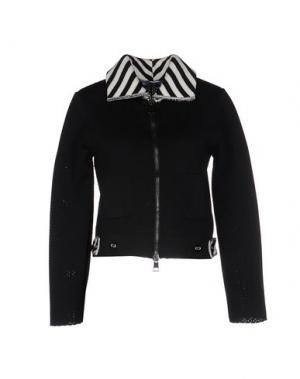 Куртка AKEP. Цвет: черный