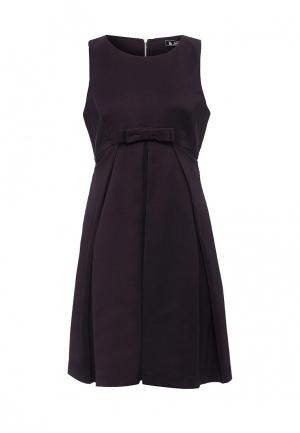 Платье Sinequanone. Цвет: фиолетовый