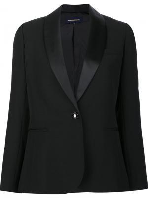 Пиджак Carl Vanessa Seward. Цвет: чёрный