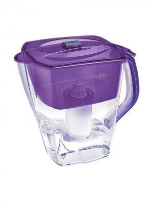 Фильтр-кувшин ГРАНД НЕО жемчужно-фиолетовый БАРЬЕР. Цвет: фиолетовый