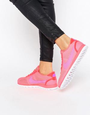 Nike Кроссовки Crimson Cortez Ultra Breathe. Цвет: оранжевый