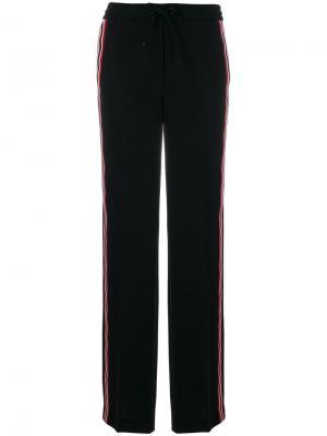 Track pants Luisa Cerano. Цвет: чёрный