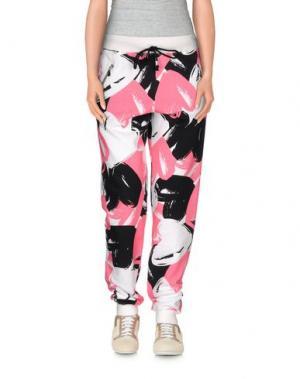 Повседневные брюки LORELLA SIGNORINO. Цвет: фуксия