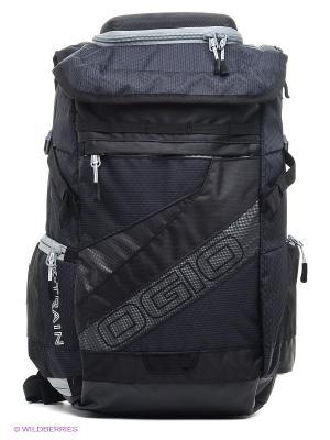 Рюкзак X-Train Pack Black/Silver Ogio. Цвет: черный