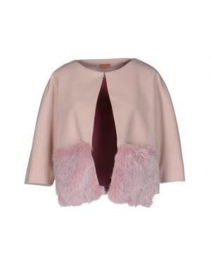 Пиджак MACRÍ. Цвет: светло-розовый