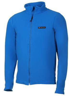 Толстовка Alpine PRO. Цвет: голубой