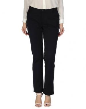 Повседневные брюки ALPHA STUDIO. Цвет: черный