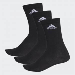3 пары носков  Performance adidas. Цвет: черный