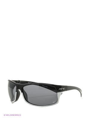 Солнцезащитные очки NRC. Цвет: белый, черный