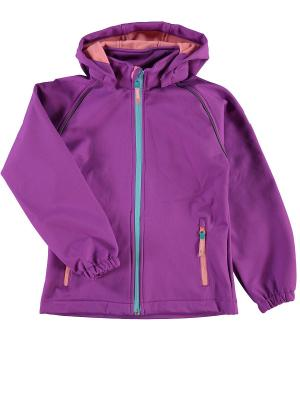 Куртка NAME IT. Цвет: сиреневый