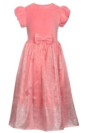 Платье Pelican. Цвет: персиковый, 33