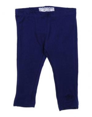 Повседневные брюки FUN &. Цвет: темно-синий