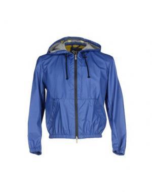 Куртка 313 TRE UNO. Цвет: синий