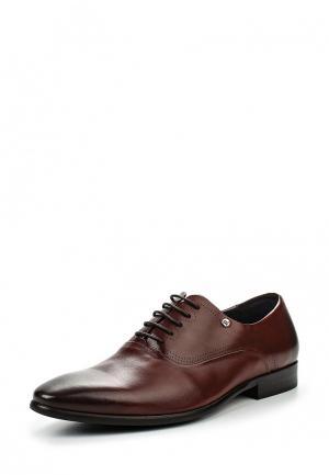 Туфли Rosconi. Цвет: коричневый