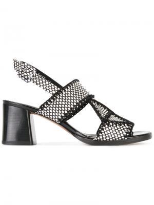 Proche sandals Robert Clergerie. Цвет: чёрный