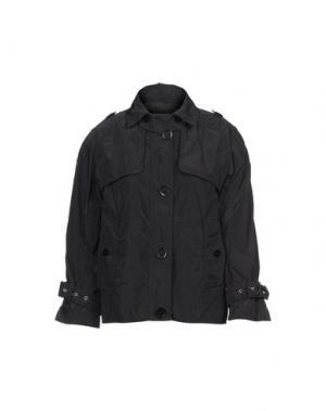 Куртка 313 TRE UNO. Цвет: черный