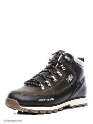 Ботинки Helly Hansen. Цвет: хаки