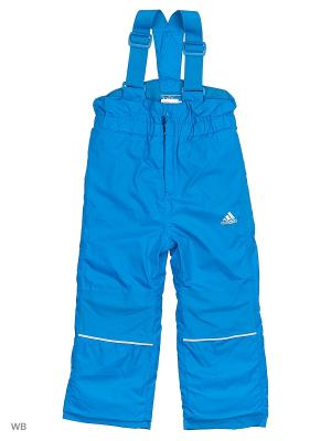 Полукомбинезон Performance Kids Adidas. Цвет: синий