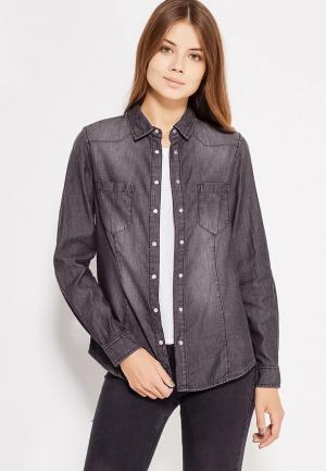 Рубашка OVS. Цвет: серый