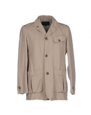Пиджак MARLBORO CLASSICS. Цвет: бежевый