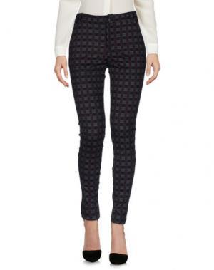 Повседневные брюки AKÈ. Цвет: серый