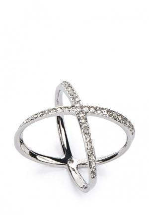Кольцо Michael Kors. Цвет: серебряный
