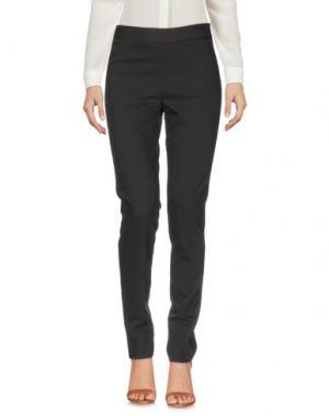 Повседневные брюки AMR AEMMERRE. Цвет: темно-коричневый