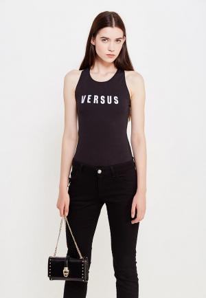 Боди Versus Versace. Цвет: черный