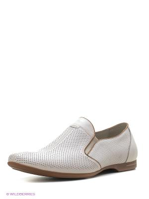 Туфли Companion. Цвет: светло-бежевый