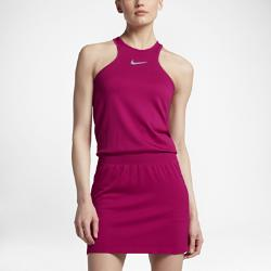 Платье для гольфа  Zonal Cooling Dri-FIT Knit Nike. Цвет: пурпурный