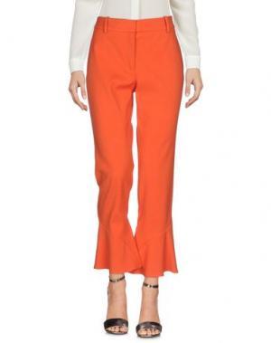 Повседневные брюки SIES MARJAN. Цвет: оранжевый