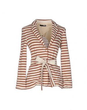 Пиджак .TESSA. Цвет: коричневый
