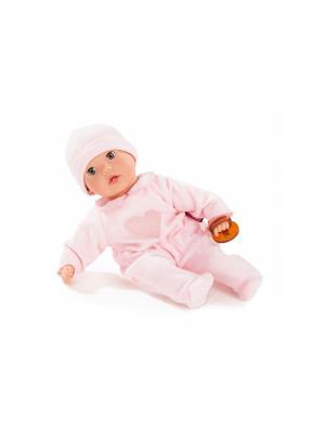 Кукла Маффин, без волос GOTZ. Цвет: розовый