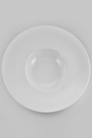 Тарелка под пасту 28 см Nikko. Цвет: белый