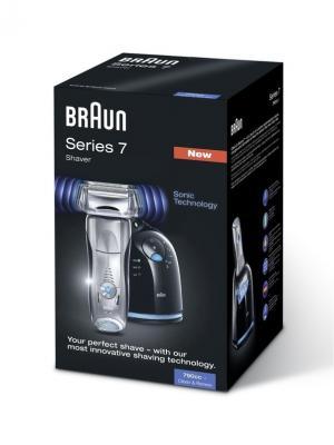 Электробритва 790cc-4 Series 7 Braun. Цвет: черный, серый