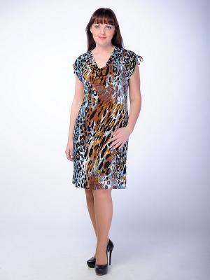 Платье Begood. Цвет: коричневый