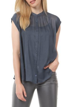 Блуза American Vintage. Цвет: белый