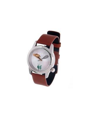 Часы Nomea - Повар Mitya Veselkov. Цвет: сиреневый, кремовый, серебристый