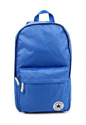 Рюкзак Converse. Цвет: голубой