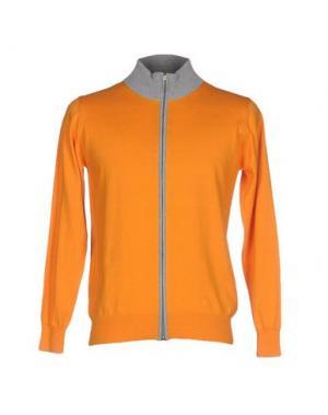 Кардиган ROSSOPURO. Цвет: оранжевый