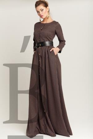 Шикарное вечернее платье BEZKO. Цвет: синий