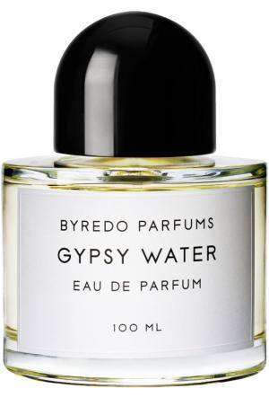Парфюмерная вода Gypsy Water Byredo. Цвет: бесцветный