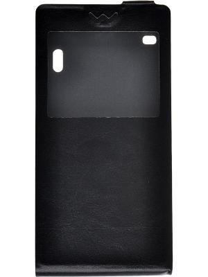 Флип-кейс Lenovo A7000 skinBOX. Цвет: черный