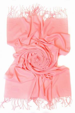 Палантин Frantelli. Цвет: розовый светлый