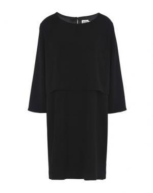 Короткое платье TWIST & TANGO. Цвет: черный
